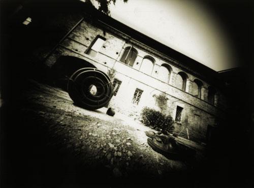 fotografia stenopeica di Noris Lazzarini